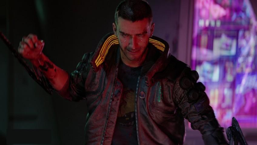 Ожидаемо: в Cyberpunk 2077 нельзя нападать на детей и сюжетных персонажей
