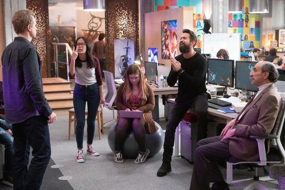 Ubisoft и Apple объявили дату премьеры сериала Mythic Quest: Raven's Banquet