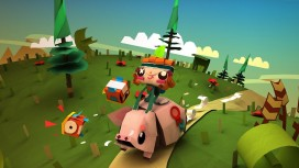 PlayStation показала расширенную версию Tearaway