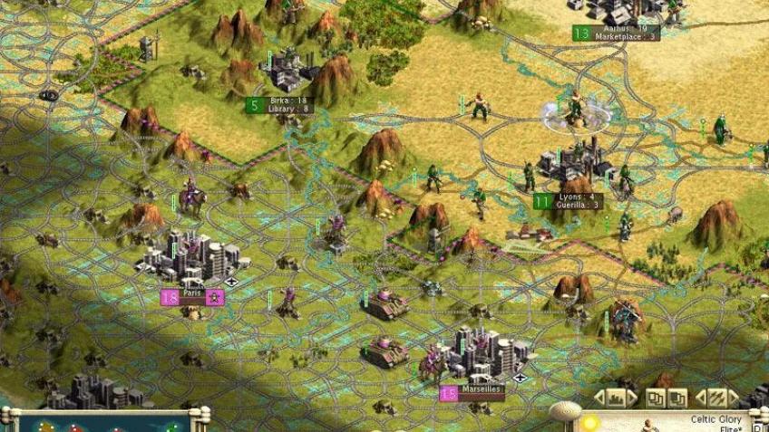 Civilization4 в разработке