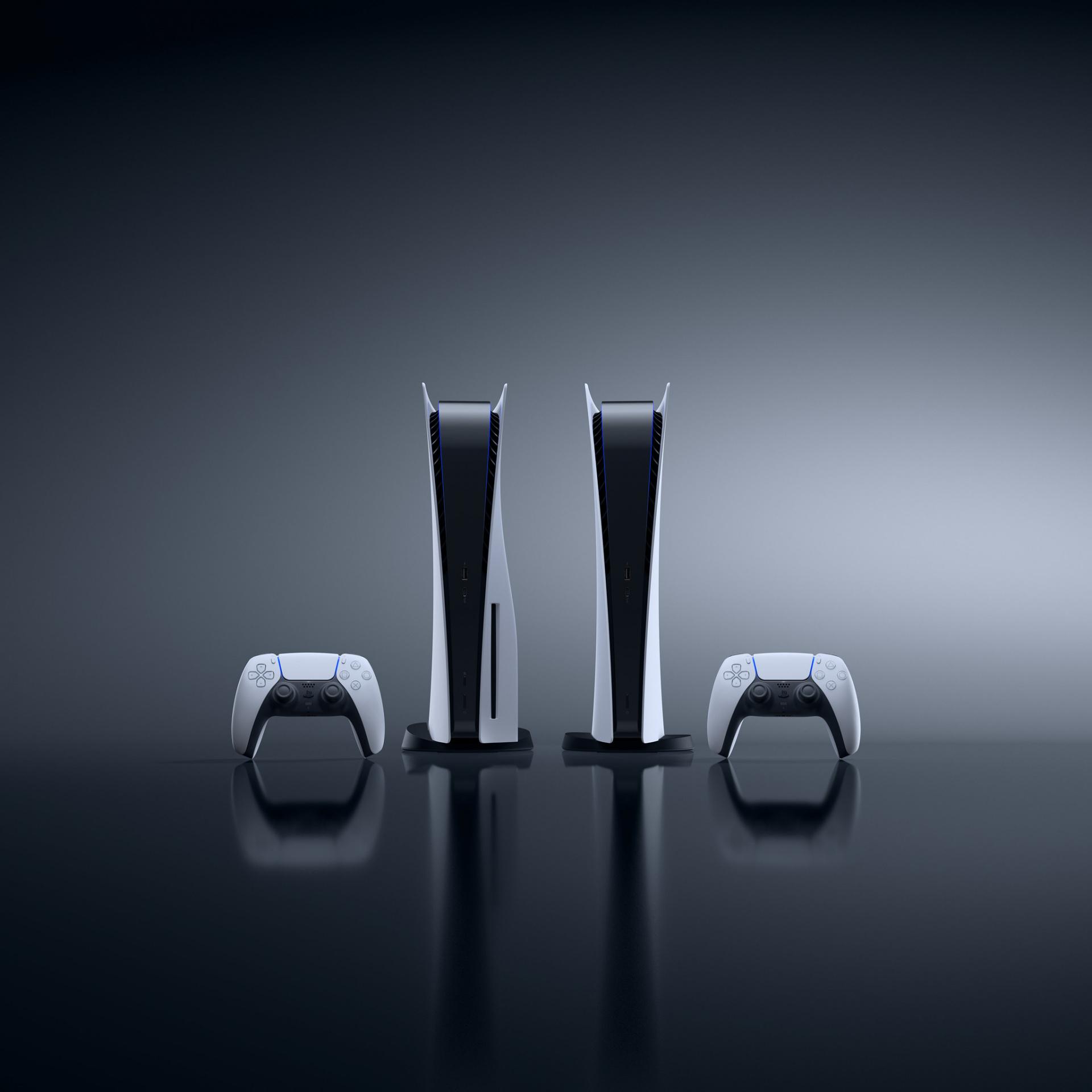 Sony выпустила28 HQ-фото PlayStation5 и её аксессуаров