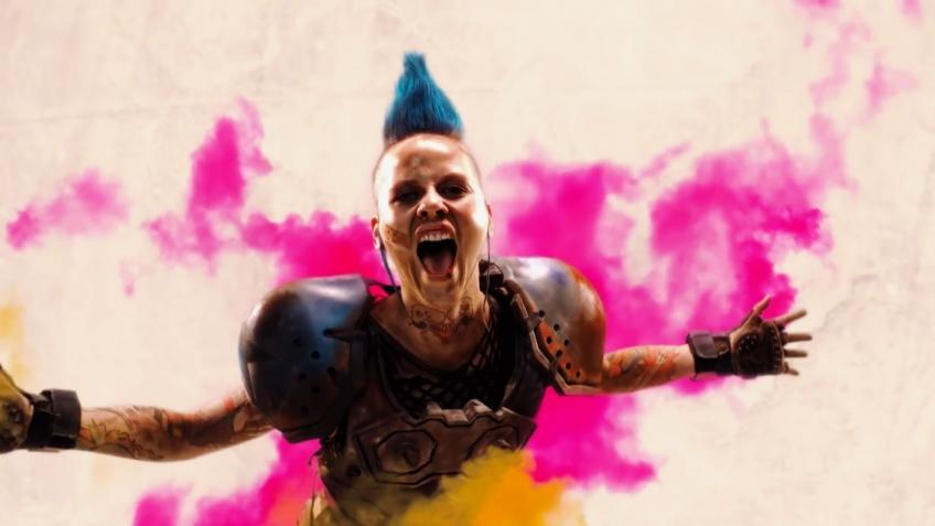 Bethesda представила 10-минутный геймплейный отрезок RAGE2