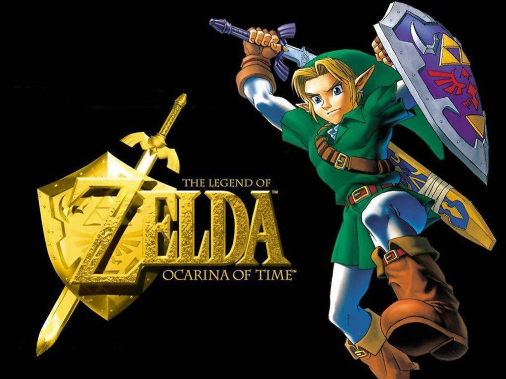 The Legend of Zelda: Ocarina of Time станет плоской