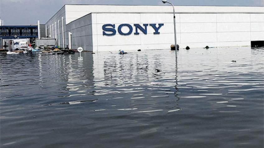 Черная полоса Sony продолжается
