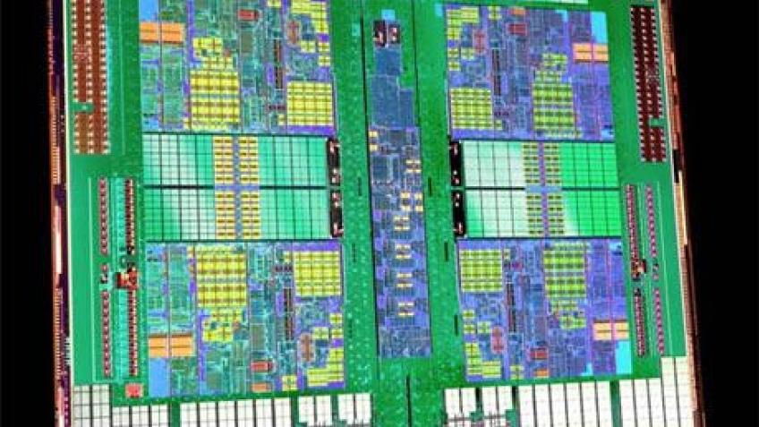 Phenom II X6 разогнали до 6,29 ГГц