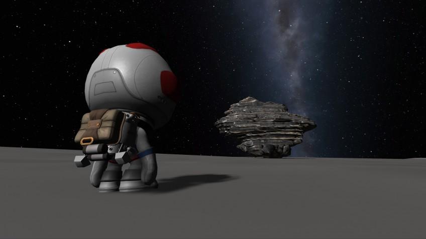 К Kerbal Space Program Enhanced Edition выпустили дополнение Breaking Ground