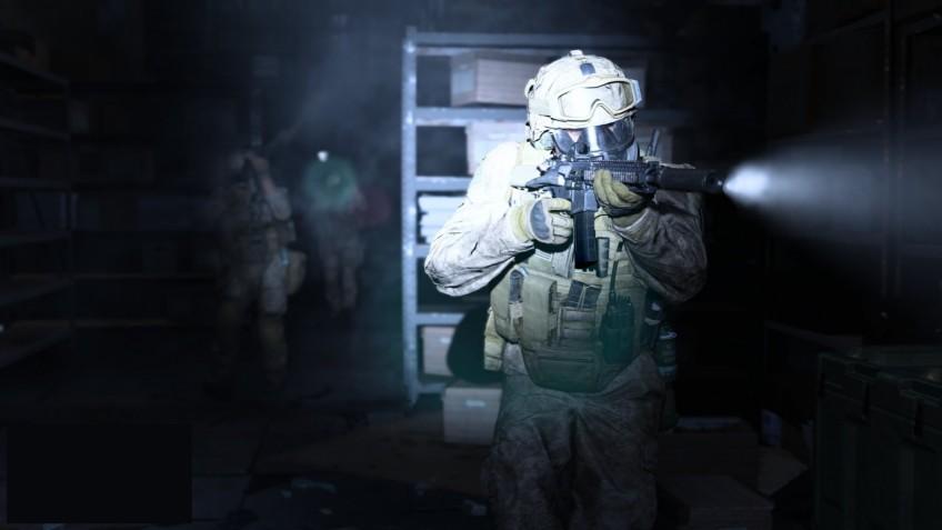 Call of Duty: Modern Warfare стала самой продаваемой игрой в США за октябрь
