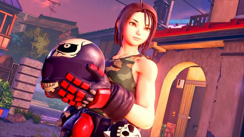 Авторы Street Fighter V показали тизер-трейлер Акиры Кадзамы