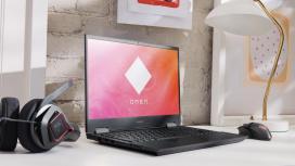 HP представила новые игровые ноутбуки