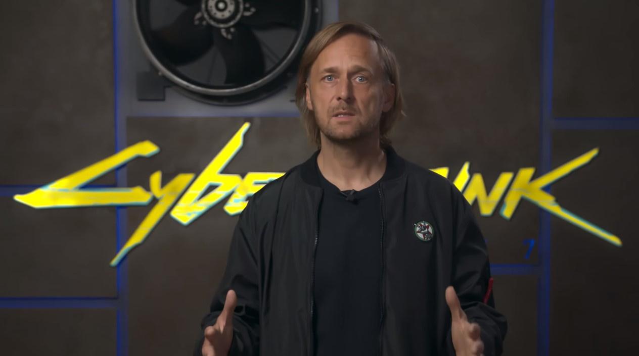 Создатели Cyberpunk 2077 выпустили 5-минутное обращение и план на 2021 год