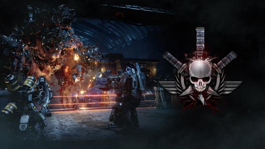 Gears of War4 получит крупное бесплатное дополнение Rise of the Horde