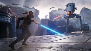 Расширенное геймплейное демо Star Wars Jedi: Fallen Order