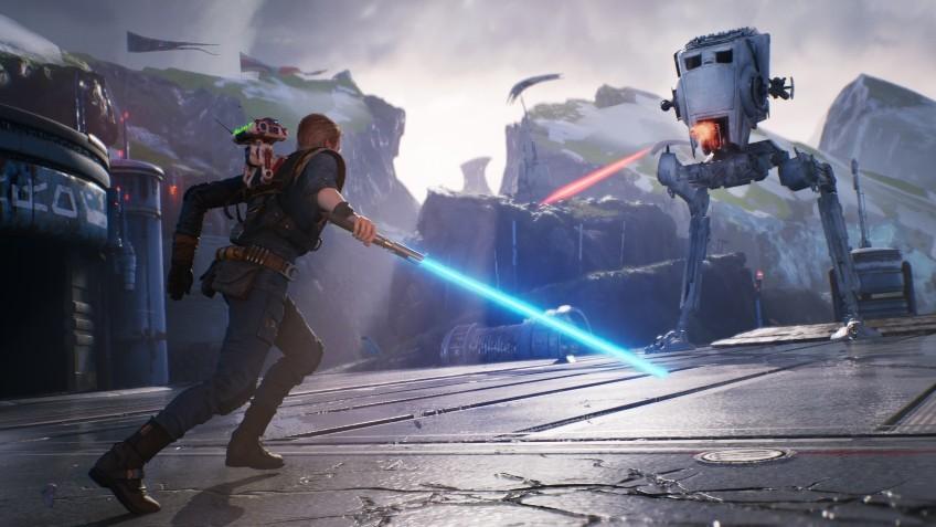 Игры по Звездным Войнам: Расширенное геймплейное демо Star Wars Jedi: Fallen Order