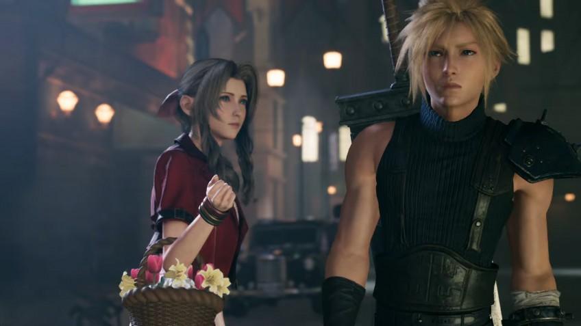 Нет, Final Fantasy VII Remake не собирается выходить на Xbox