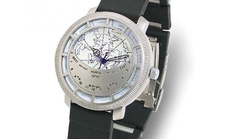 Часы для астрономов и романтиков