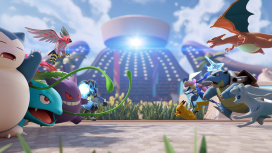 MOBA про покемонов Pokemon Unite вышла на Nintendo Switch с приятным бонусом
