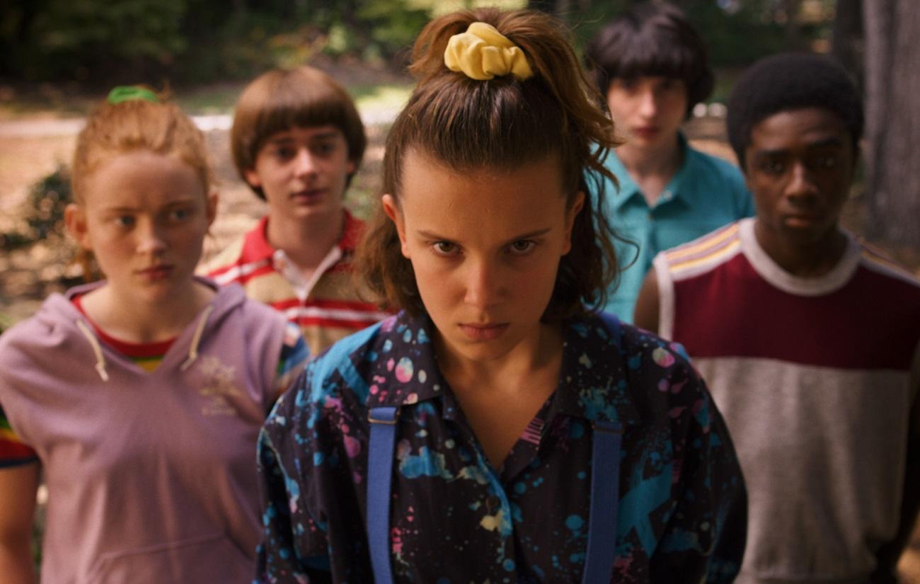 «Одиннадцать, ты слушаешь?» — вышел новый тизер4 сезона «Очень странных дел»