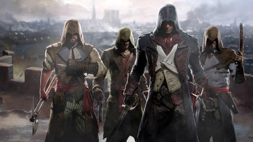 Создатели Assassin's Creed: Unity спрятали ассасинов в интерактивном видео