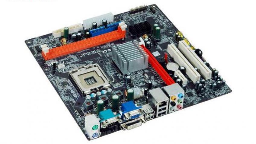 Elitegroup представила материнку на основе GeForce 7100