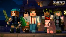 Amazon раскрыл дату релиза Minecraft: Story Mode