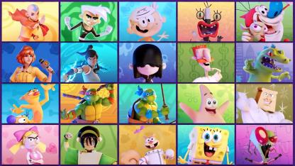 Мультяшная битва вот-вот начнётся — релизный трейлер Nickelodeon All-Star Brawl