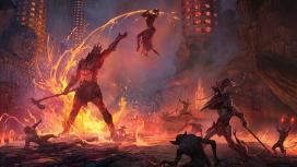 В The Elder Scrolls Online началось приключение «ВратаОбливиона»