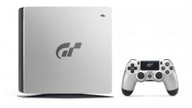 Sony готовит ограниченную серию PS4, посвящённую Gran Turismo Sport