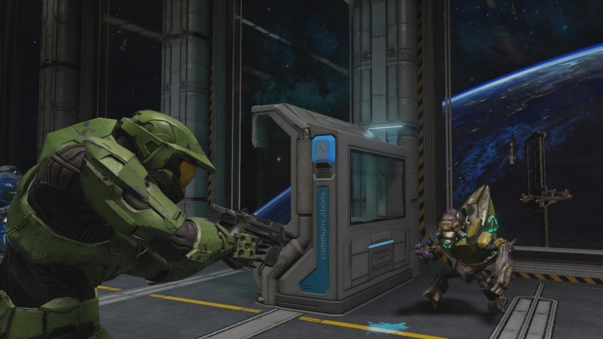 Слухи: Halo: The Master Chief Collection скоро выйдет на PC
