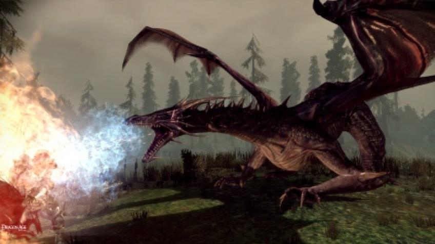 AMD показала Dragon Age в разрешении 5760х1200