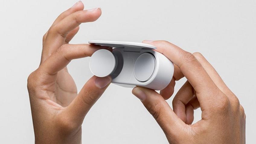 Наушники Surface Earbuds оснащены шумоподавлением и переводчиком