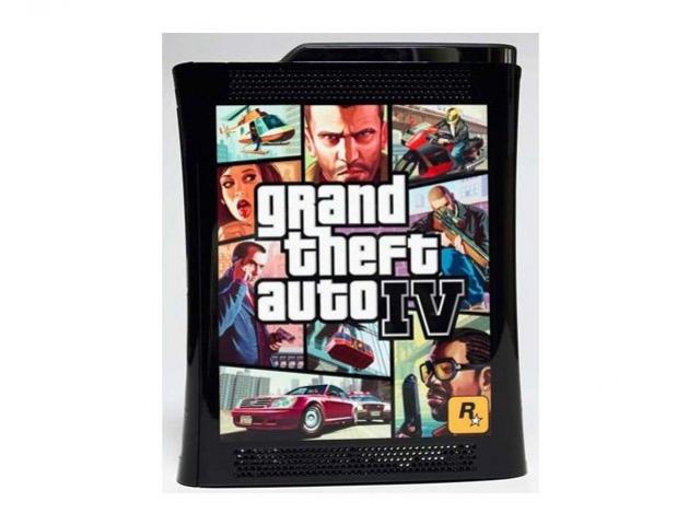 Xbox 360 для фанатов GTA