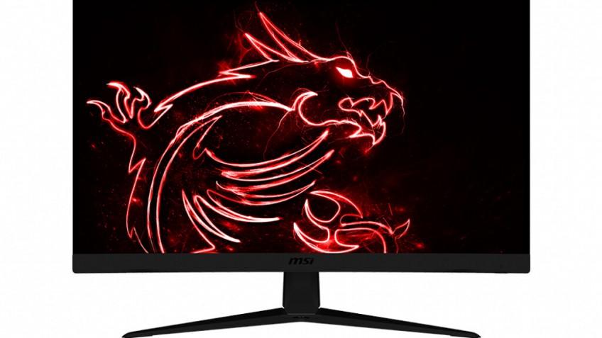 MSI представила новый игровой монитор на 165 Гц