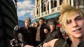 Final Fantasy 15 обеспечила Square Enix рекордную прибыль