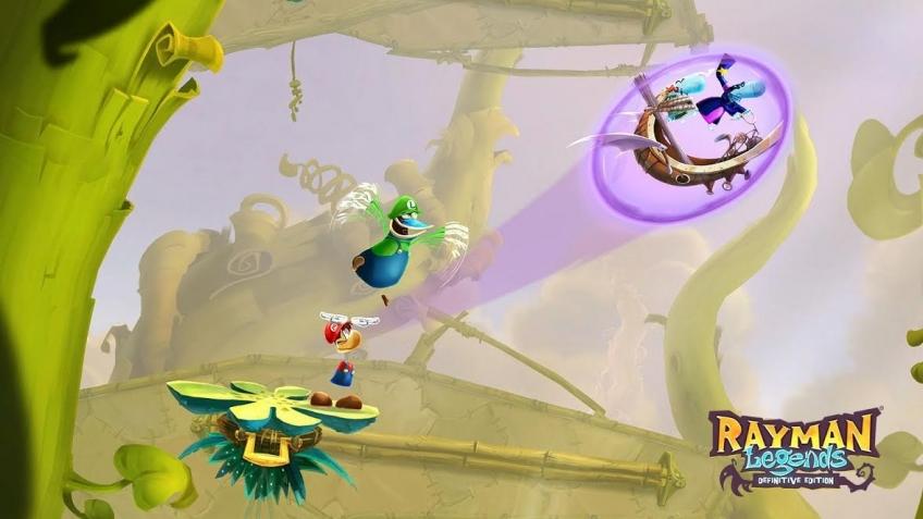 Rayman Legends: Definitive Edition выйдет на Nintendo Switch в сентябре