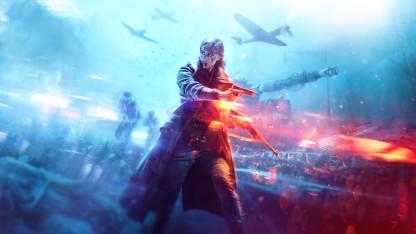 Мировая премьера Battlefield V — с одиночной кампанией и без сезонного пропуска