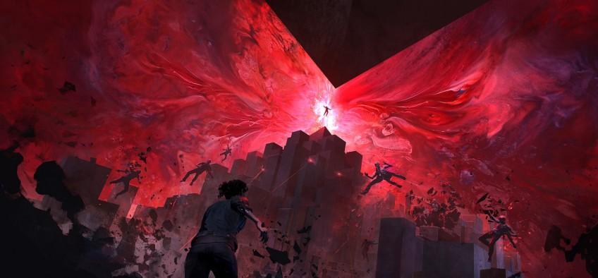Визуальное мастерство Control: концепты мистического боевика Remedy
