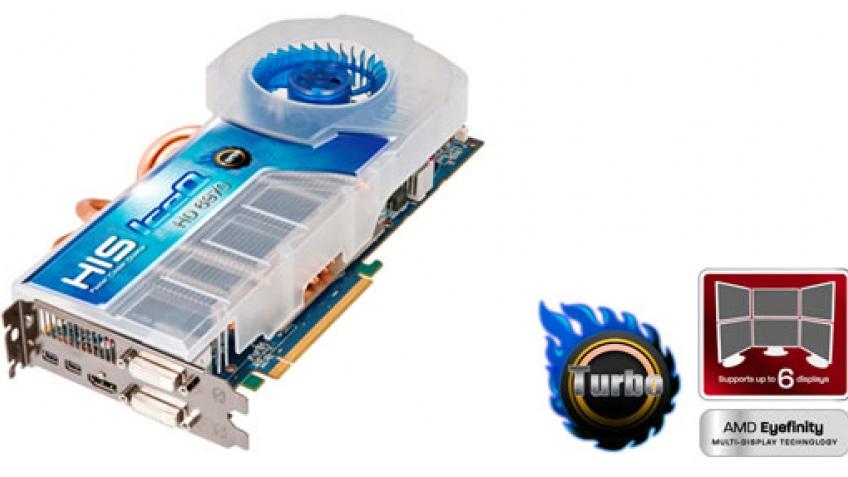 HIS представила разогнанные Radeon HD 6970 IceQ