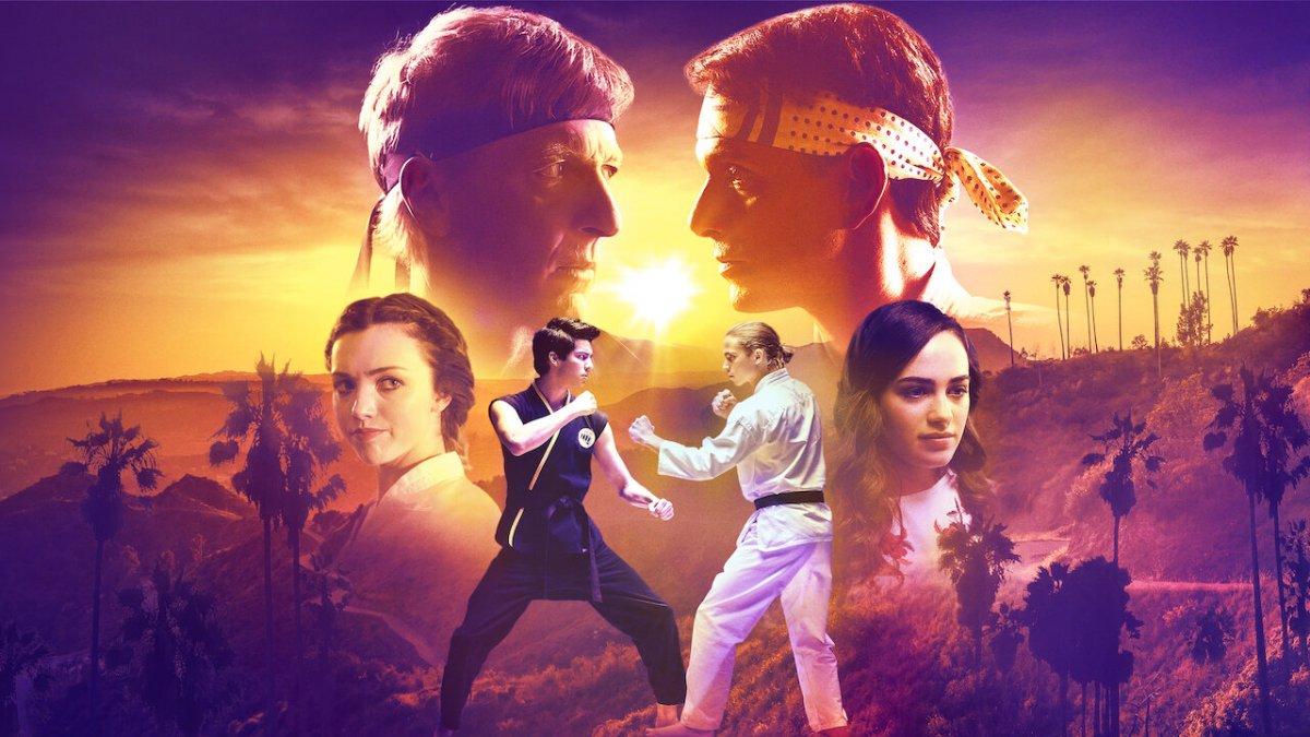 Третий сезон «Кобры Кай» выйдет на Netflix 8 января
