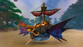 Blizzard дарит пиратский корабль за полгода подписки World of Warcraft
