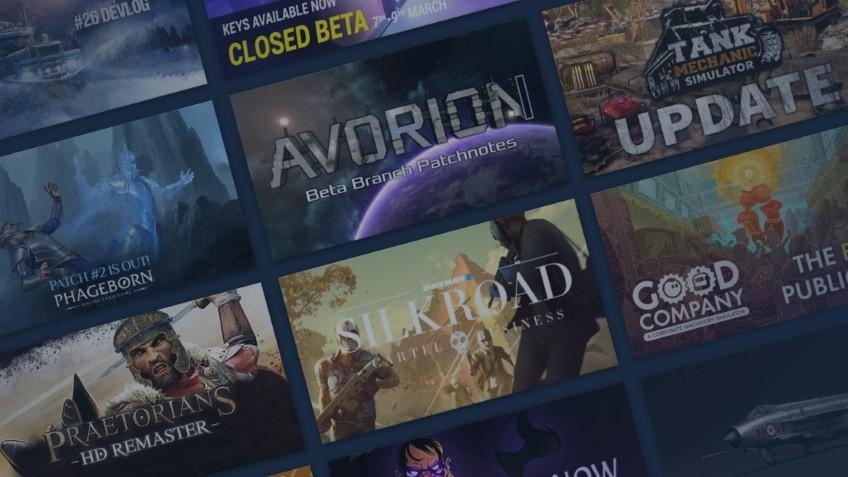 Steam начал сразу обновлять игры, запущенные только в последние три дня