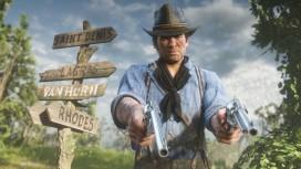 Состоялся релиз Red Dead Redemption2