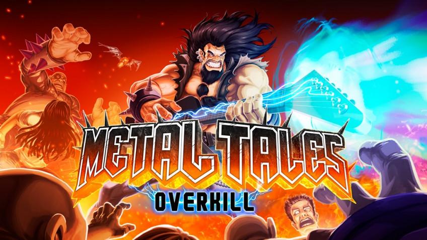 Рок-рогалик Metal Tales: Overkill выполнил цель Kickstarter на 200%