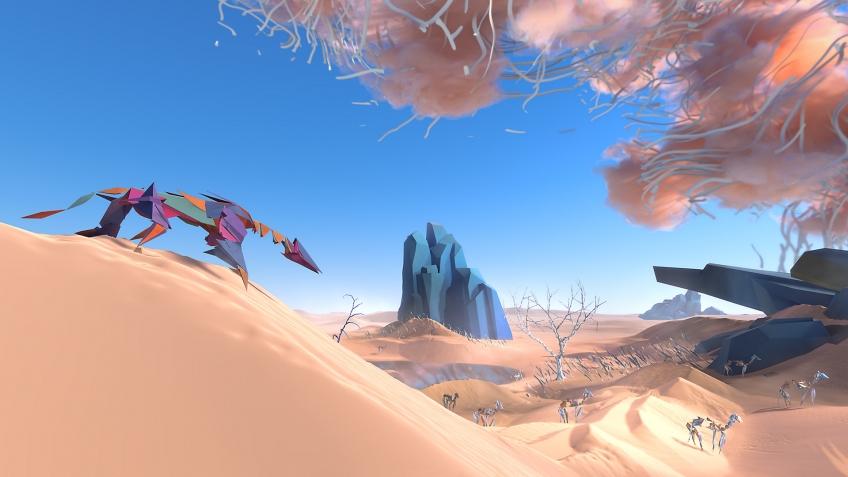 Создатель Another World выпустит приключение Paper Beast
