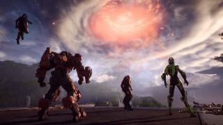 BioWare рассказала о первом Катаклизме в Anthem