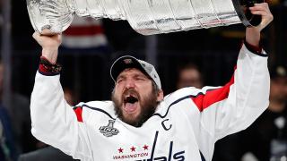 Александр Овечкин появится на обложке NHL21