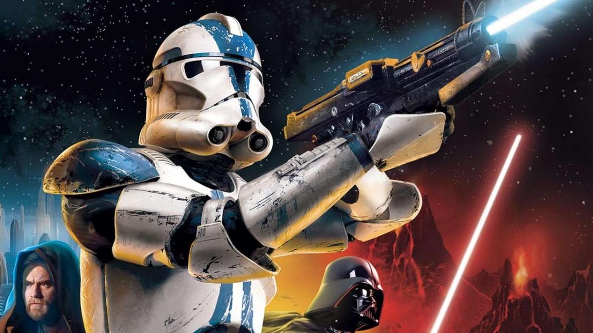 В Star Wars: Battlefront2 (2005) вернули мультиплеер, теперь с кроссплеем