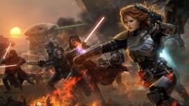 В Star Wars: The Old Republic каждый месяц играет миллион человек