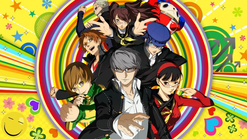 PC-версия Persona4 Golden достигла отметки в 500 тысяч игроков