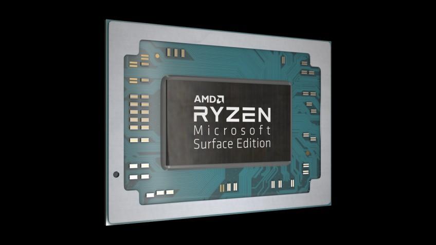 Новый ноутбук Microsoft Surface получит процессор Ryzen5 4500U