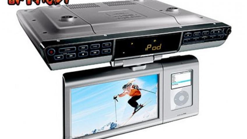 iPod-о-мания на кухне